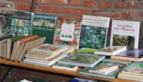 Gartenbuchraritätenstand