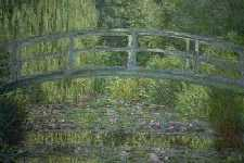 Monet Garten Giverny