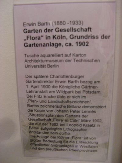 Barth Flora Köln