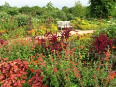 Roter Garten in Ellerhoop
