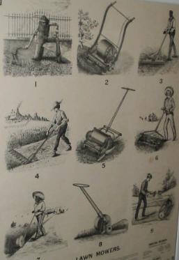 gartengeräte zur bodenbearbeitung