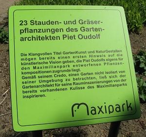 Oudolfbeet Maxipark Hamm