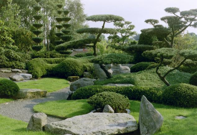 Gartengestaltung Japanischer Garten, gartengestaltung gestaltung von gärten - bauerngärten, dachbegrünung, Design ideen