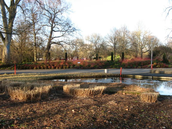 Schneeglöckchentage Luisenpark Mannheim