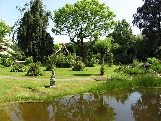 privatgarten grubendorfer in selm cappenberg fotos von besuchten privatg rten in deutschland. Black Bedroom Furniture Sets. Home Design Ideas