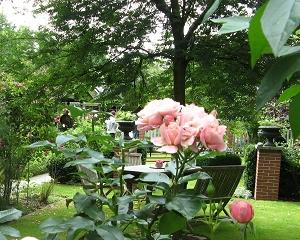 Privatgarten Unna