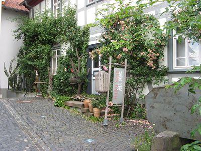 Rosenmuseum Steinfurth