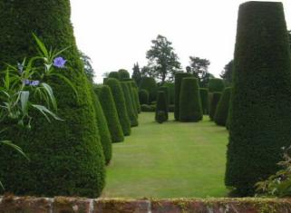 Packwood House
