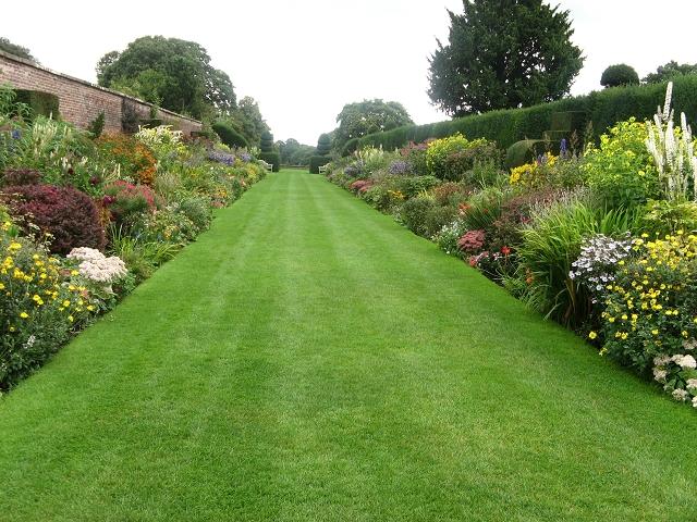 Arley Hall Garden
