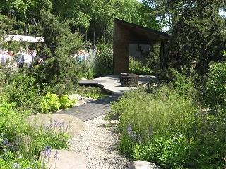 Chelsea Flower Show 2017 Royal Bank of Canada Garden