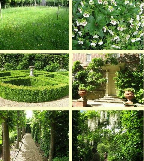 Clinton Lodge Garten