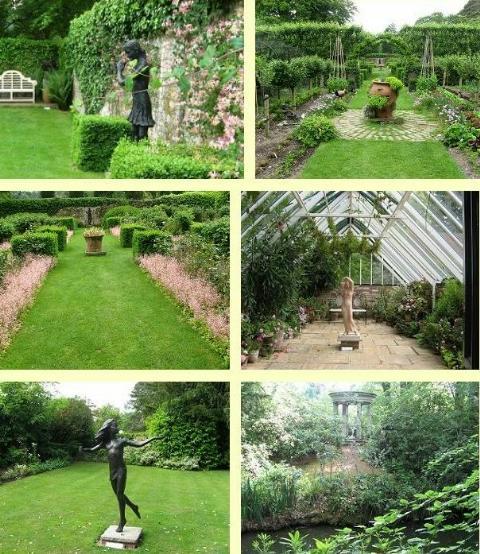 Pashley Manor Garden