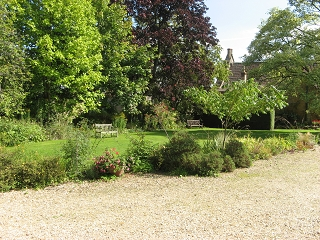 East Lambrook Manor Garden