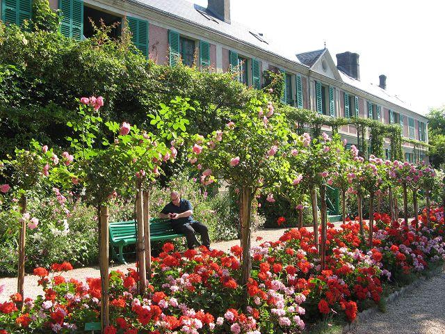 Monet-Garten Giverny