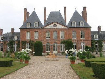 Jardin Mesnil Geoffroy