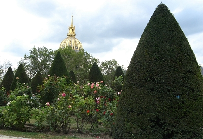 Jardin des Plantes Paris Foto Brandt