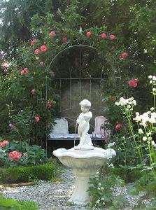 Privatgarten Rebhan Österreich