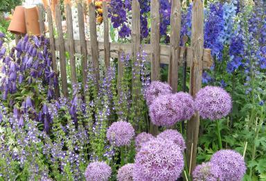 Gartengestaltung gestaltung von g rten bauerng rten for Gartengestaltung country